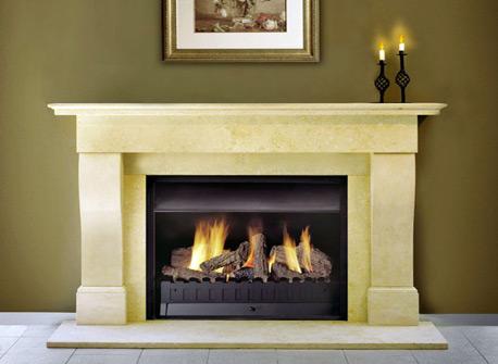 Modern Fireplace Mantels | Australian Gas Log Fire Melbourne
