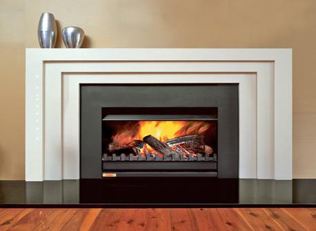 Modern Fireplace Mantels Australian Gas Log Fire Melbourne