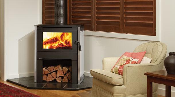 Regency Gas Fireplaces @ Australian Gas Log Fires Melbourne