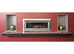 escea gas fire