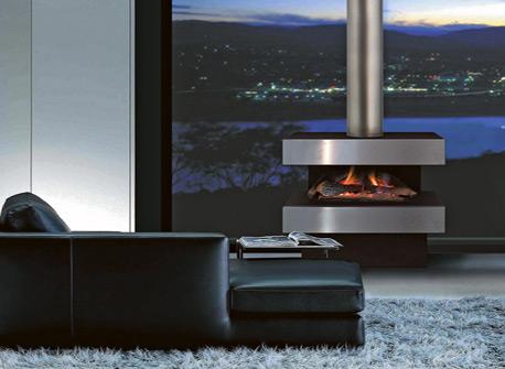 Jetmaster Horizon Gas Fireplaces Australian Gas Log