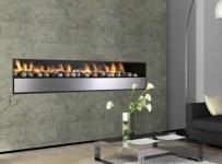 Jetmaster Linear Long Gas Fireplace