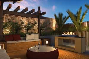 outdoor fireplaces Melbourne